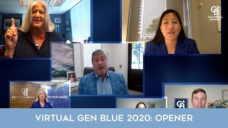 Virtual Gen Blue 2020: Opener