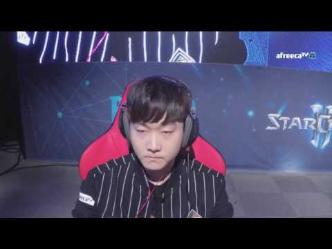 [2017 GSL Season 1]Code S Ro.16 Group D Match2 Bunny vs Maru