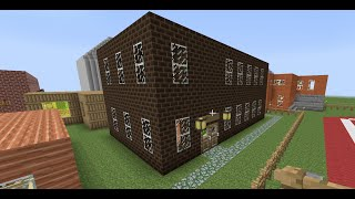 Quick Tour of My Minecraft Furniture Store