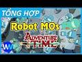 Tổng Hợp Người Máy MOs Trong Adventure Time Anh Em Của BMO mp3