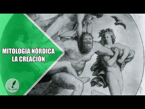 """mitologÍa-nÓrdica:-""""la-creaciÓn""""-en-7-minutos"""