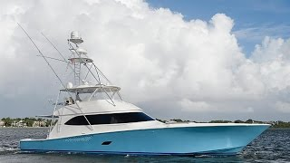 Yachts For Sale - 2012 76' Viking Yachts Convertible - T. Mack