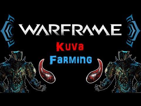 [U19.2] Warframe - Kuva Farming - Where & How? | N00blShowtek