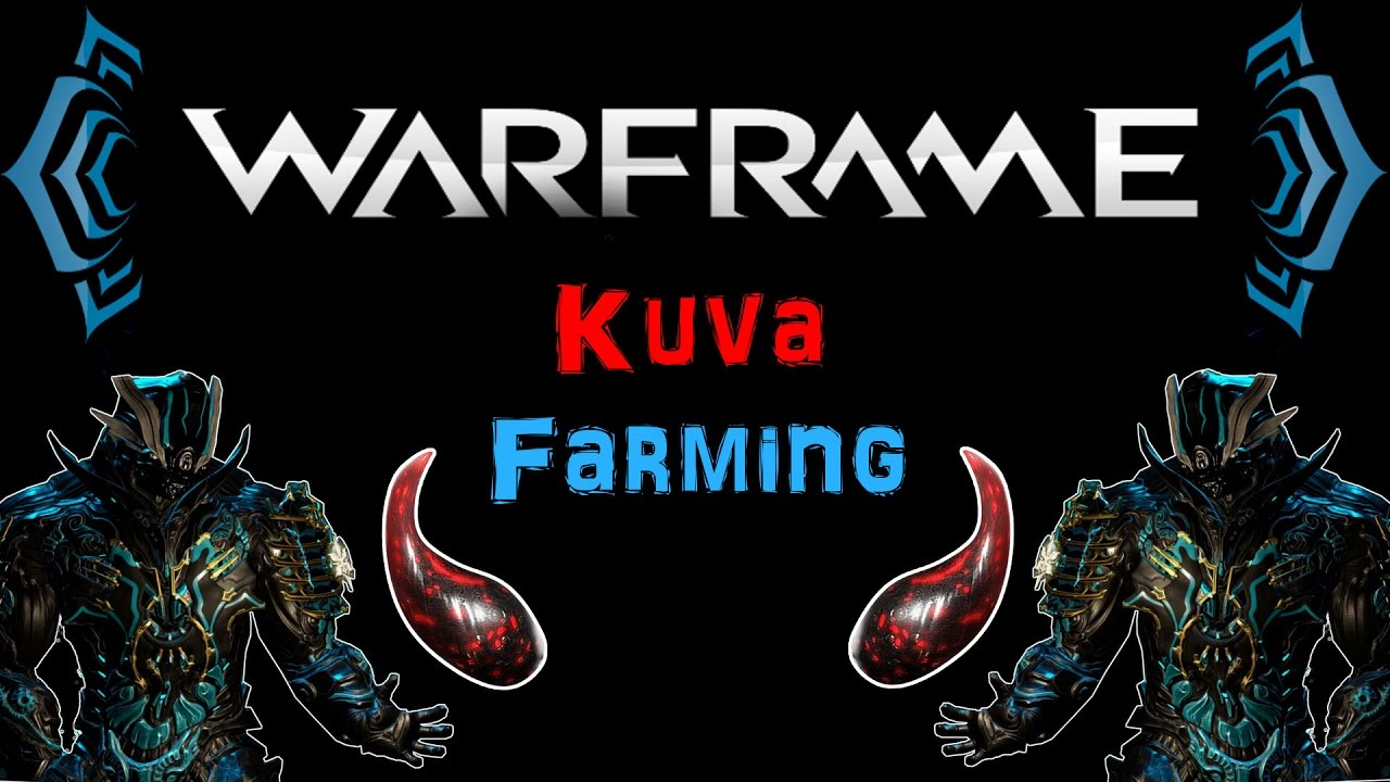Resources and Farming in Warframe
