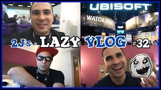 ΓΕΡΜΑΝΙΑ & GAMESCOM 2017! (Lazy Vlog #32)