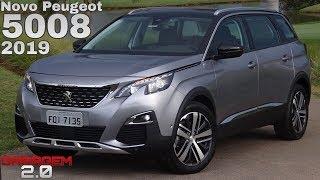 Novo Peugeot 5008 Griffe Pack 2019 - (Garagem 2.0)