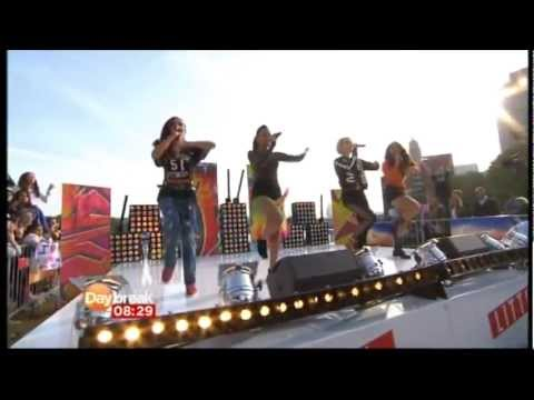 Little Mix - Wings (Live @ Daybreak 03/09/2012)