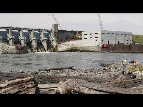 Adding Hydropower to a Dam at Red Rock