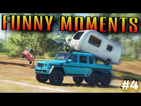 Forza Horizon 4   EPIC STUNTS, WINS & FUNNY MOMENTS #4
