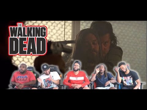 """The Walking Dead Season 8 Episode 2 """"The Damned"""" Reaction/Review"""