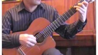 Свадебный марш на гитаре, Wedding march - guitar cover