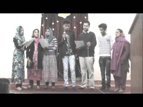 Christmas urdu song by ECYQ  hoshanna hoshanna.avi