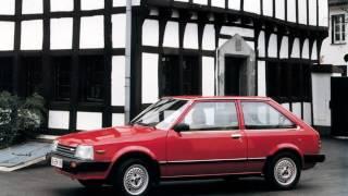 Mazda 323 II BD Hatchback 3 doors Exterior & Interior