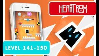 Official Heart Box Walkthrough Level 141-150