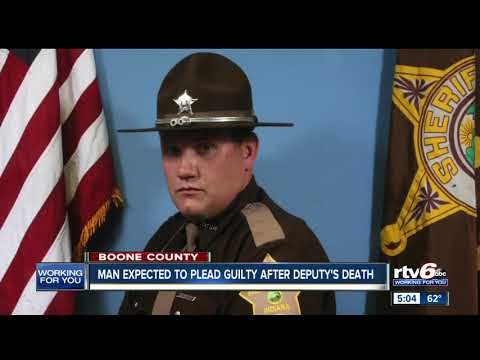 Man expected to plead guilty after Boone County Deputy's death