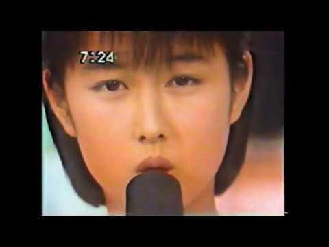 일본인가수 Hiroe Sato (佐藤弘枝) - Sepiairo no Natsu (セピア色の夏) 1985/06/03
