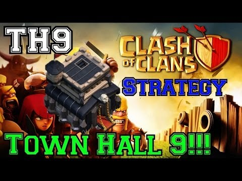Clash Of Clans: Town Hall 9 ACHIEVED! | What To Upgrade & What To Build At TH9!