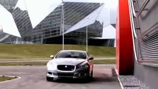 2014 Jaguar XJR   Promo video