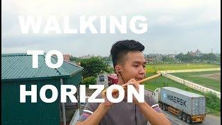 Bản sáo trúc Walking To Horizon giúp bạn quên đi buồn lo trong cuộc sống - Sáo Trúc Bros