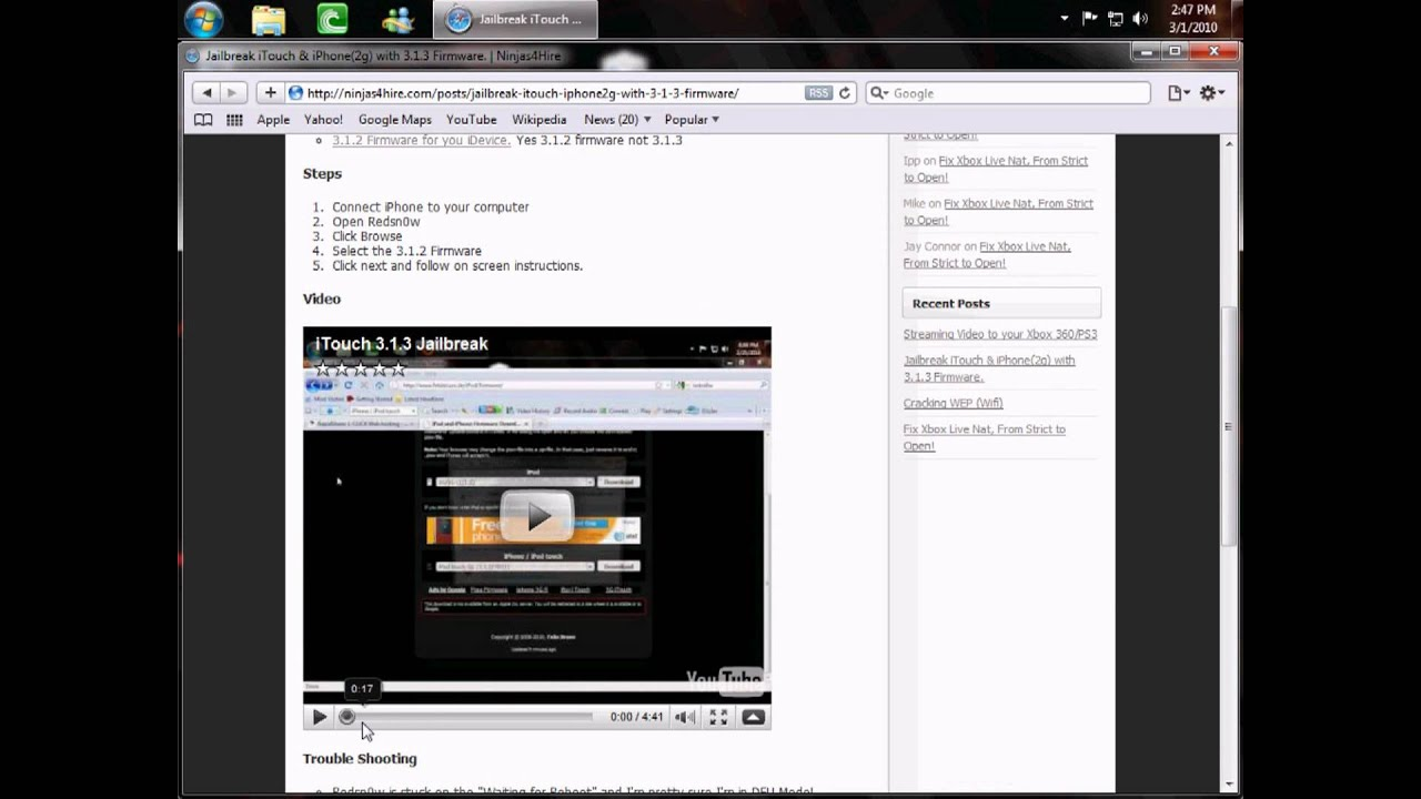 How to Use Safari to Download Videos