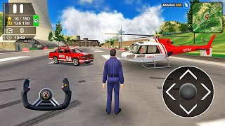 Helicopter Flight Pilot Simulator - Heli License Test Game - Android Gameplay