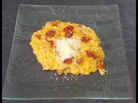 """risotto-au-chorizo-au-thermomix-®-""""-recette-rapide-"""""""