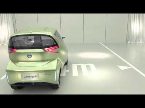 Nissan Pivo 3 Youtube