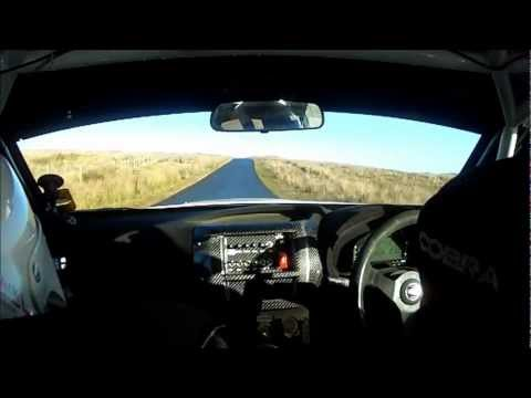 Keith Knox Stages, Otterburn | Richard Clews and Andrew Edwards