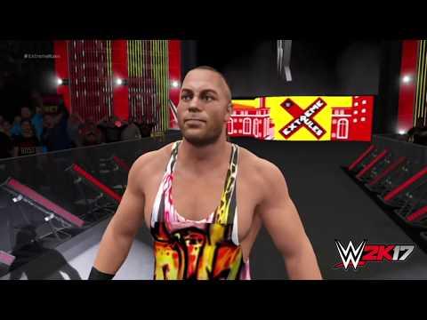 WWE 2K - Created Superstars | Custom Music (CAWS)