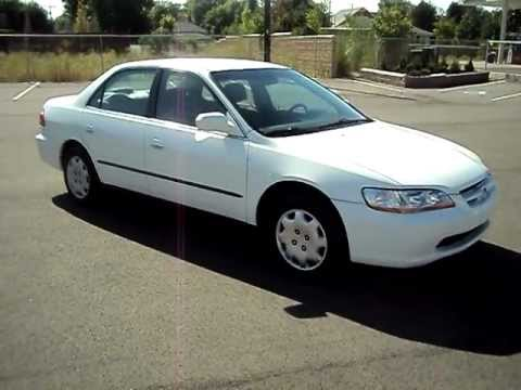 1998 Honda Accord For Sale!!