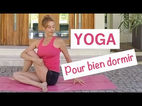 yoga pour se d tendre et bien dormir youtube. Black Bedroom Furniture Sets. Home Design Ideas