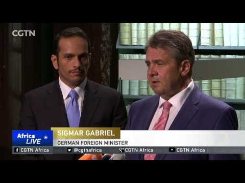 Qatar Diplomatic Row: Germany urges diplomacy over blockade