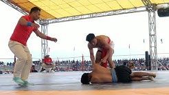 U-16 wrestling: Müleciyi Vadeo Vs Thenuveyi Vero/ Chakhesang Wrestling Meet 2020/semis/final bout