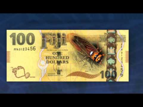 Fiji's New Notes and Coins