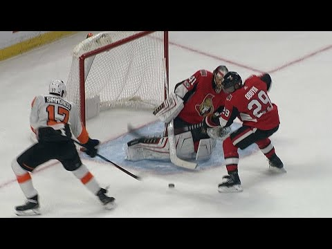 10/26/17 Condensed Game: Flyers @ Senators