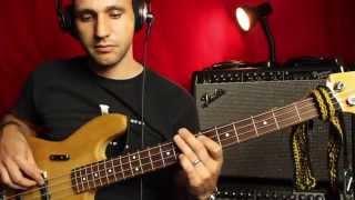 One Love One Heart - Bob Marley - QUALITY Sound Bass Cover - JJesusMusic