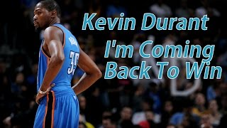 Kevin Durant - I
