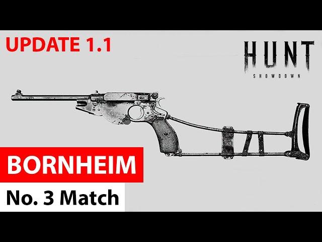 Bornheim No. 3 Match - Hunt: Showdown