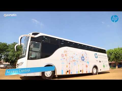 HP World on Wheels CSR Film
