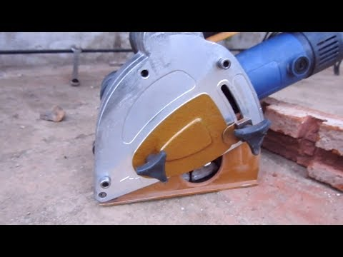 Electric Wall Chasers Groove Cutting Wall - RESTORE