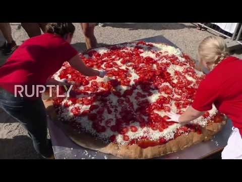 Germany: Pilsting gifts the world its ultimate XXL burger