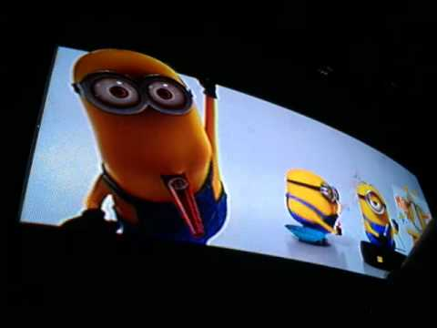 Day 18 despicable me 2 premiere credits