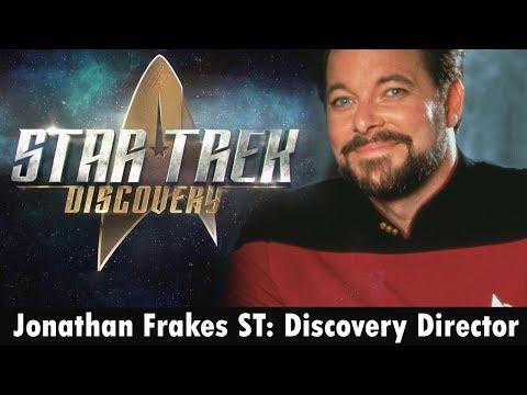 Jonathan Frakes to Direct Star Trek Discovery Episode!