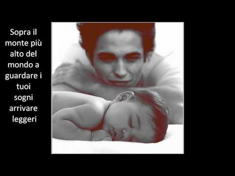 Mentre dormi (karaoke)-Edward a Renesmee