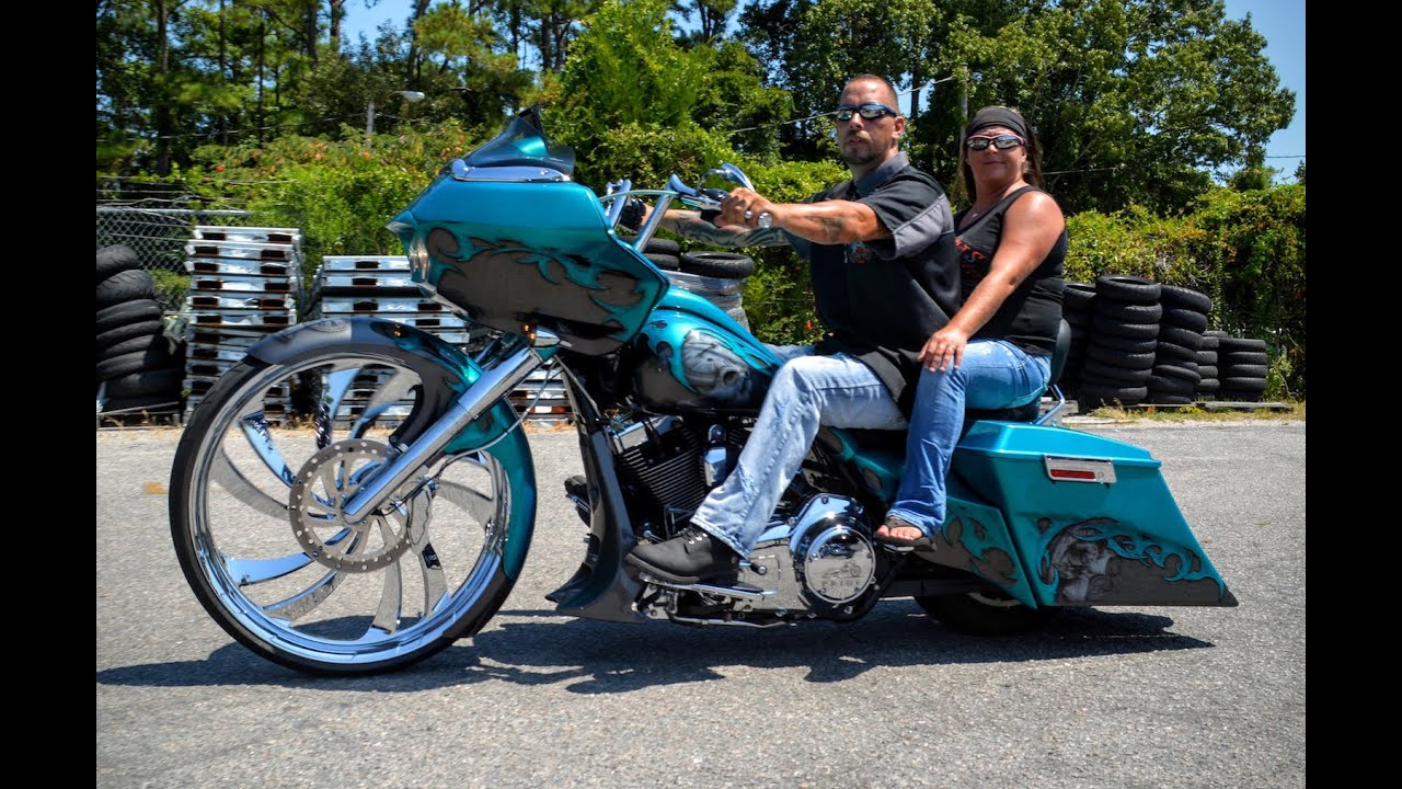 myrtle beach harley davidson 2016 best of the bikes winners - youtube