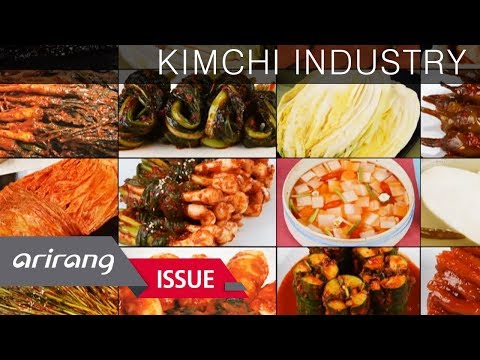 [InsideBiz]  KIMCHI INDUSTRY, dominating the global market