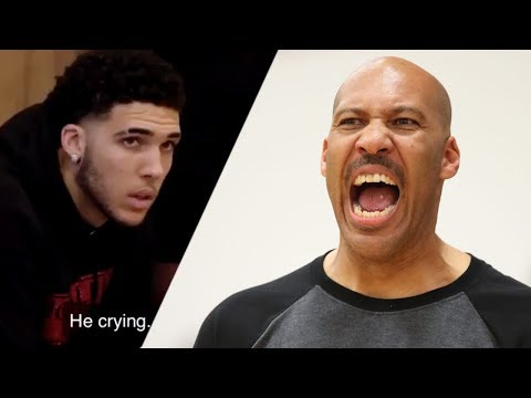 Ball In The Family: Lavar Ball Goes INSANE After Finding Liangelo's Tattoo