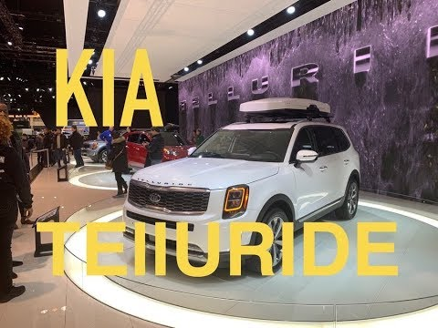 SOLD – NEW 2020 KIA TELLURIDE EX FWD at Carriage KIA Gainesville New #K25311