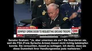 US General: IS wird unterstützt von unseren arabischen Verbündeten