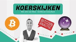 Bitcoin Analyse: 'Brengt bull flag Bitcoin (BTC) weer naar $10.500?'